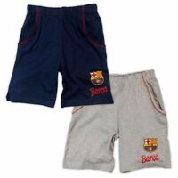 Barcelona Shorts Kurze Hose Größe 98-164 Barca Fcb Messi Fußball Spanien