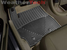 WeatherTech All-Weather Floor Mats - Ford Escape - 2011-2012 - Black
