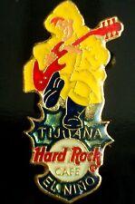 HRC Hard Rock Cafe Tijuana El Nino Guy Yellow Raincoat massiv Messing LE400