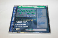 Gameshark Cheats 'n Codes Vol 1 Playstation Ps1 Brand Game