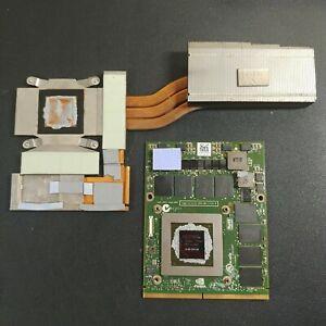 NVIDIA GTX 680M N13E-GTX-A2 Graphics Video Card for MSI CLEVO & ALIENWARE