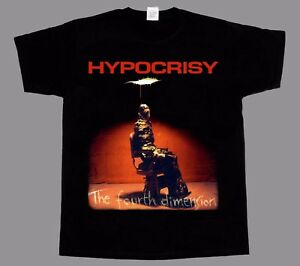 hypocrisy-the-fourth-dimension-NEW-BLACK-SHORT-LONG-SLEEVE-T-SHIRT