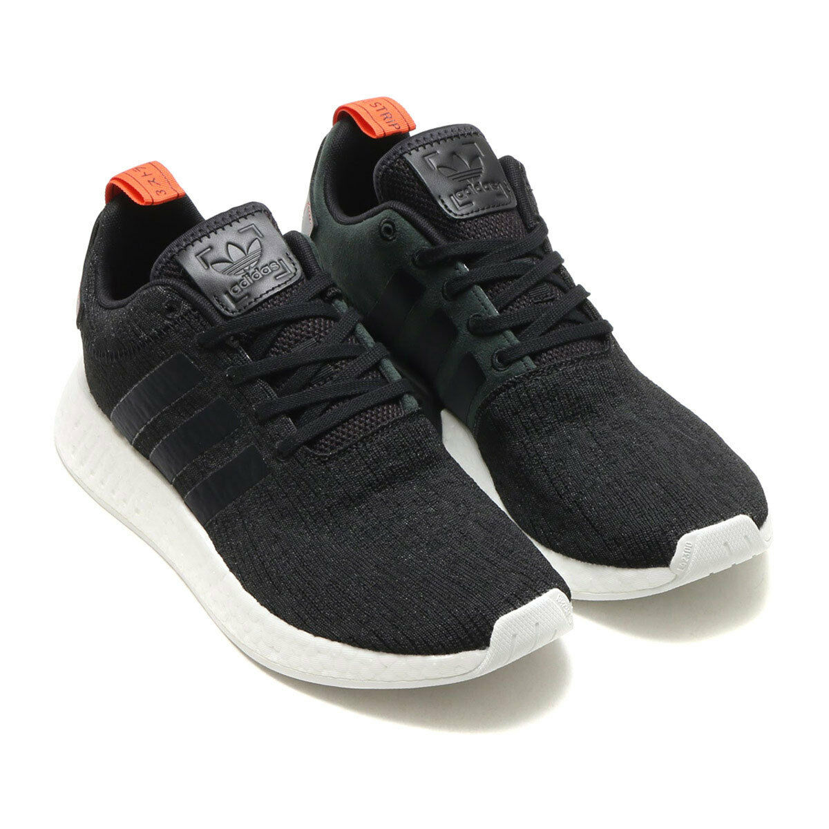 ADIDAS NMD Negro R2 Zapatos  Core Negro NMD CG3384 EE. UU. para hombre Kanye f790ef