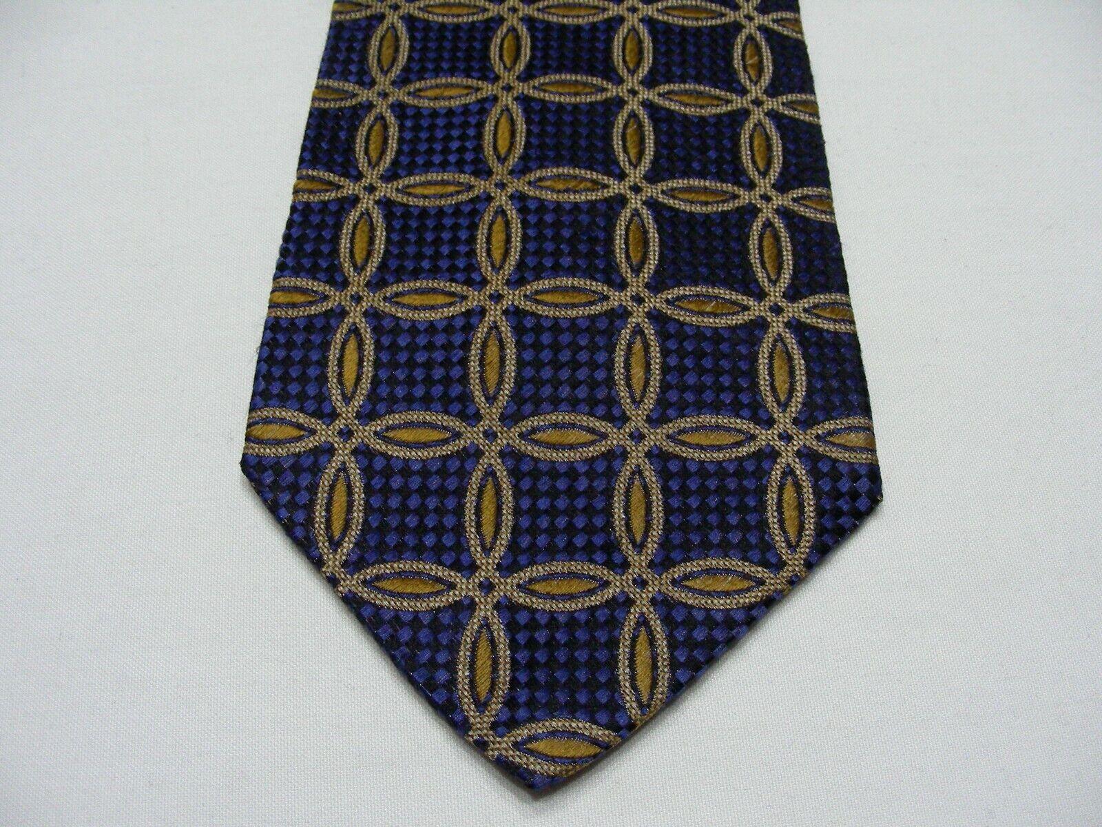 ALLEGRO - Made in Italy - Geometric -100% Silk Neck Tie!