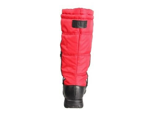 RALPH LAUREN QUINLY Tall Winter Boots Boots Boots Women's Red Black 7.5 NEW IN BOX 1e6327