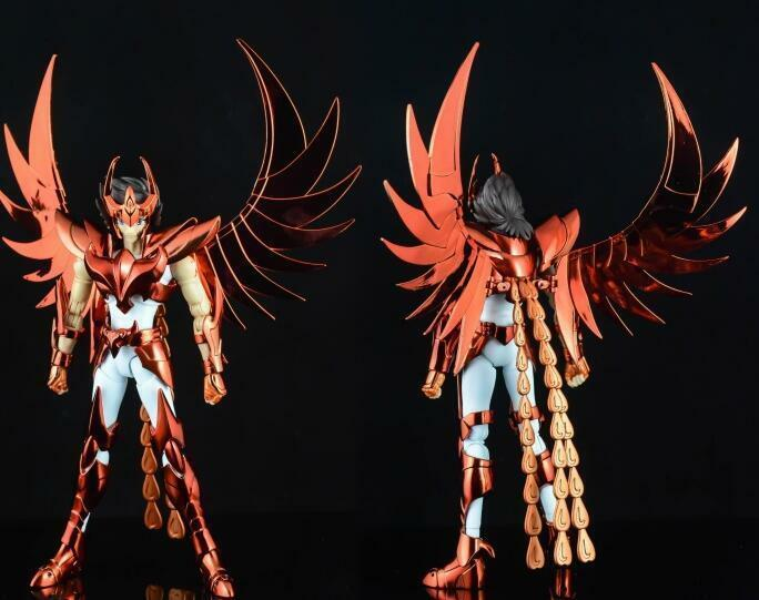 Great Toys Saint Seiya Myth Cloth EX OCE Final Phoenix Phénix Ikki Action Figure