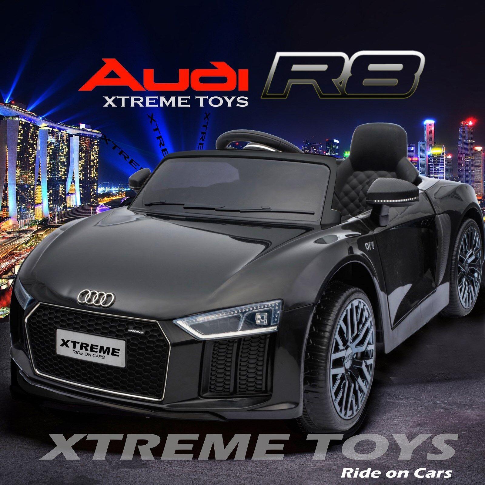 New 2019 Xtreme Childs Kids Big 12v Licensed Ride On Audi R8