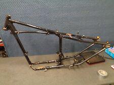 Triumph Chopper Bobber Pre Unit Custom Rigid Frame 939