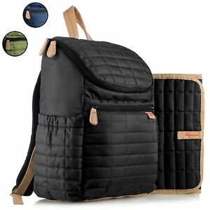 Image Is Loading Diaper Bag Backpack By Maman With Matching Changing