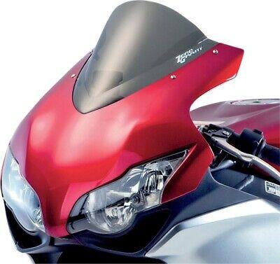Zero Gravity Double Bubble Windscreen Smoke #16-408-02 for Honda CBR 600 13-19