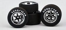 Replicarz 1:18 Good Year Eagle Rim & Tire Set