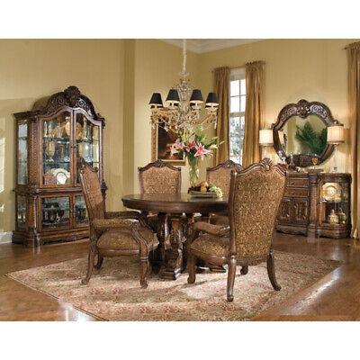 Aico Furniture Windsor Court 7 Piece, Aico Dining Room Table