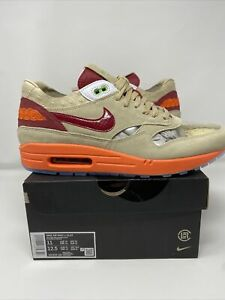 CLOT Nike Air Max 1 Kiss of Death 2021 brand new  Size 11 in hand ready to ship