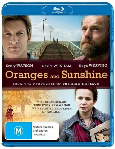 1 of 1 - Oranges And Sunshine (Blu-ray, 2011)