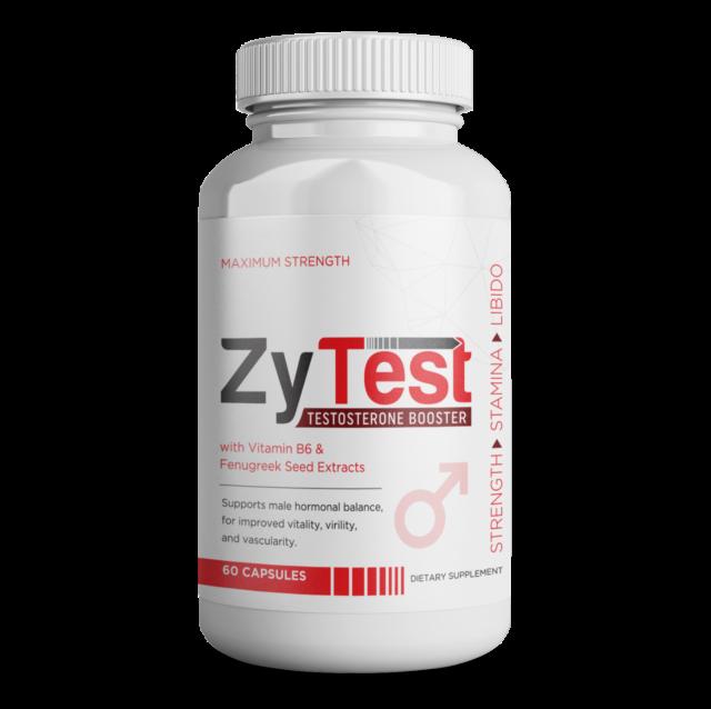 Best Male Enhance Testosterone Booster Zytest eBay