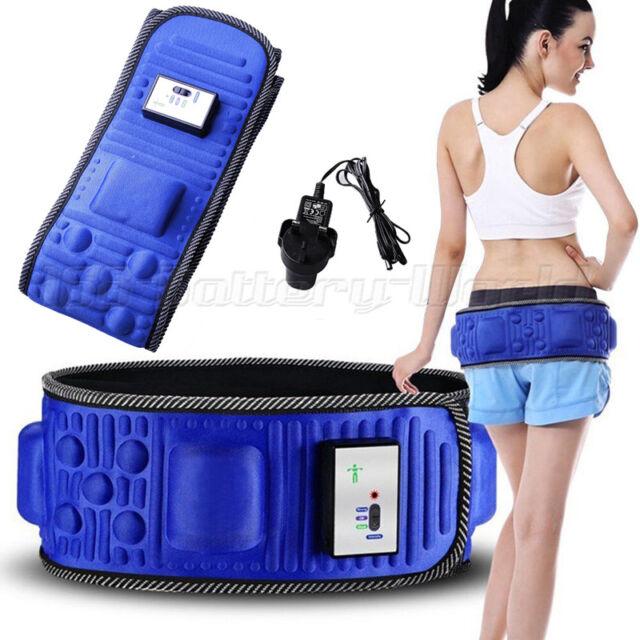 17feb5636a Electric Lose Weight Waist Massage Fat Burning Slimming Fitness Vibration  Belt