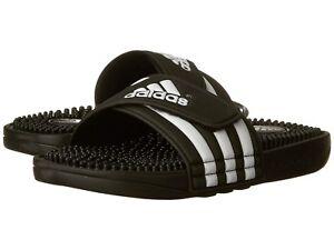 cc72d2c470a0e1 Kids Adidas Adissage Slides Sandal 078285 Color Black  Black Running ...