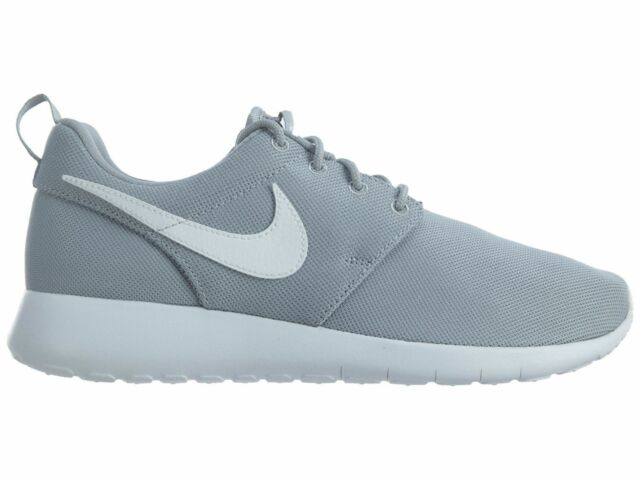 newest collection 0fc82 c250a Kids Nike Roshe One GS Wolf Grey White 599728-033 US 6y