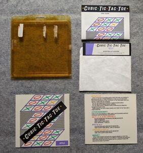 Cubic-Tic-Tac-Toe-Apple-II-IIe-IIc-II-Silver-Bullet-Systems-rare-computer-game