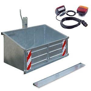 Heckcontainer-Transportmulde-100-180-cm-verzinkt-Heckmulde-Mulde