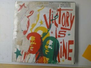 Dennis-Brown-Victory-Is-Mine-Vinyl-LP