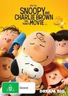 The Snoopy And Charlie Brown - Peanuts Movie (DVD, 2016)