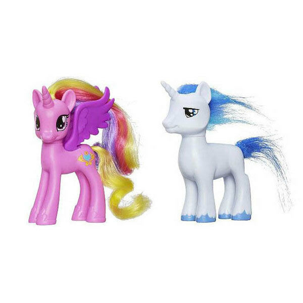 My Little Pony Family Moments Princess Cadance And Shinning Armor Set Toys For Sale Online Ebay