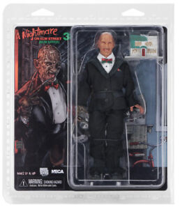 NECA-Nightmare-on-Elm-Street-Part-3-Tuxedo-Freddy-8-039-039-Clothed-Action-Figure
