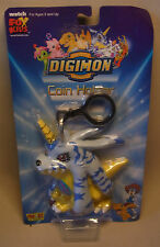 Manga / Anime Merchandise Digimon COIN HOLDER GABUMON 2000 OVP