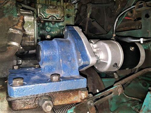T-150K T150K DT75 Raupe Traktor Motor Schlepper DT 75 12V Anlasser // Starter