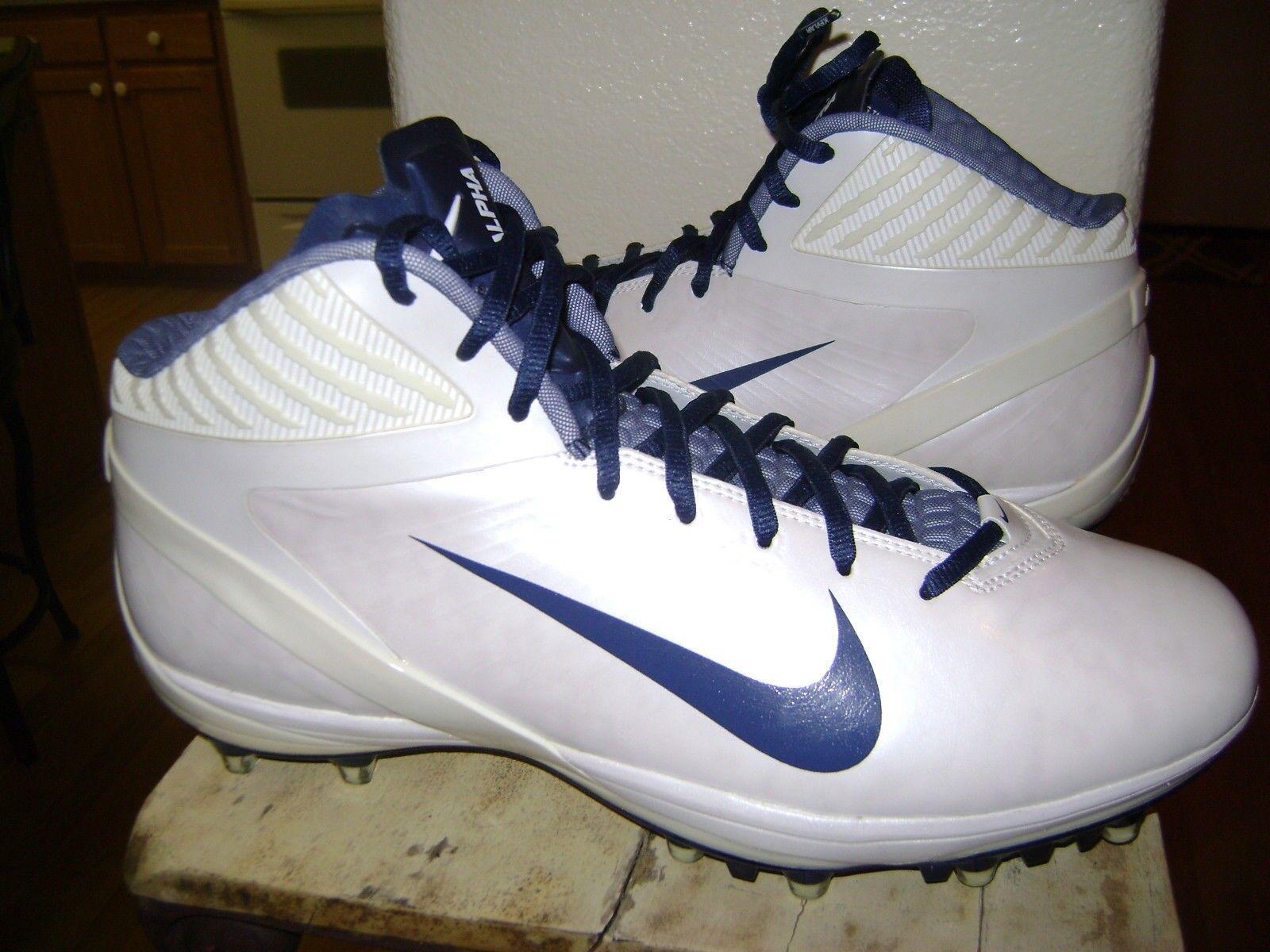 Nike Alpha Tebow Denver Broncos PE Player Talon Air Zoom Exclusive Cleats