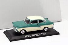 Ford Taunus 17M grün 1:43 Altaya