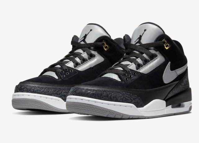 Nike Air Jordan 3 III Retro Black