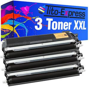 3-Toner-XXL-Black-ProSerie-fuer-Brother-HL-3070-CN-HL-3070-CW-MFC-9120-CN-TN-230