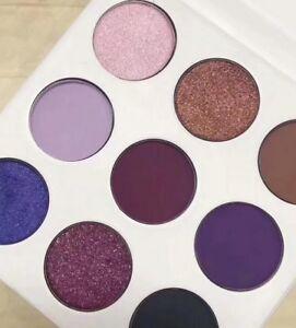 1-Set-Kylie-Jenner-KYShadow-The-Purple-Palette-Lidschatten-Neu-und-OVP