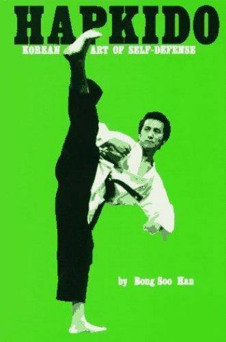 Hapkido: Korean Art of Self-Defense [Korean Arts Series]