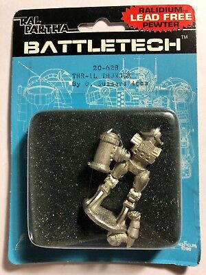 Gurkha 20-997 Brand New Sealed Battletech Ral Partha Blister