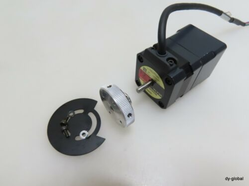 ORIENTALVEXTA Used PK543BW-H50 Stepper W// Harmonic Reducer MOT-I-1835=2K41-2