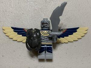 Genuine Minifigure Flying Mummy Lego Pharaohs Quest