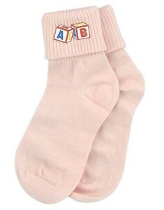 New Womens Pink Adult-Baby Costume Accessory Socks
