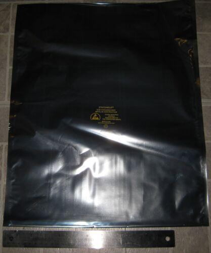 "PKG. of 5 5 X Static Shielding Bags - - 14/"" x 18/"" 36 cm x 46 cm Desco"