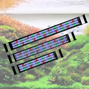 Full-Spectrum-LED-Aquarium-Light-Fish-Tank-Lamp-Extendable-Brackets-28-116CM
