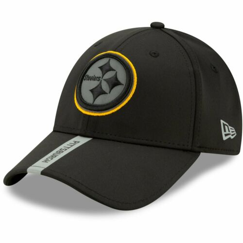 New Era 9FORTY Stretch Snap Cap COMBINE Pittsburgh Steelers