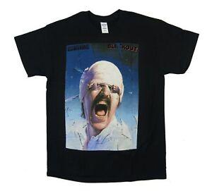 Scorpions-Blackout-Mens-Black-T-Shirt-New-Official