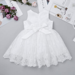 Infant-Baby-Flower-Girls-Baptism-Christening-Dress-Birthday-Party-Tutu-Dresses