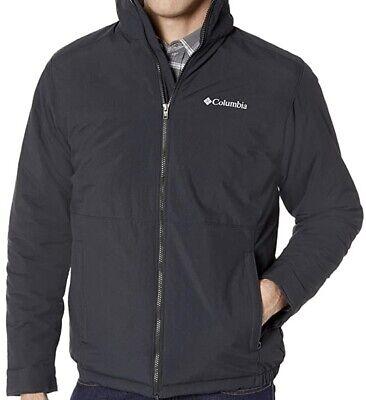 NWT Men's Columbia Northern Bound Jacket Black Size M | eBay