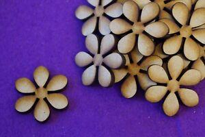 4cm 1.5cm 3cm Laser cut wooden shape 2cm 5cm MDF Square 1cm