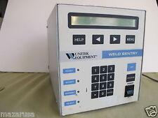 Unitek Weldmatic 3-129-01 Welder Controller, Miyachi-Unitek Welder Interface