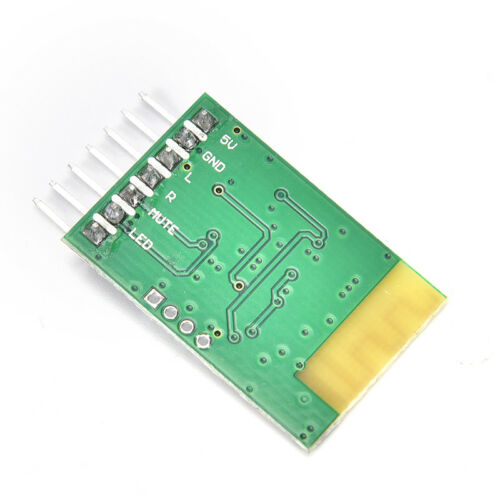 Bluetooth 4.0 Audio Receiver Template Stereo Power Amplifier Modified Module Pip