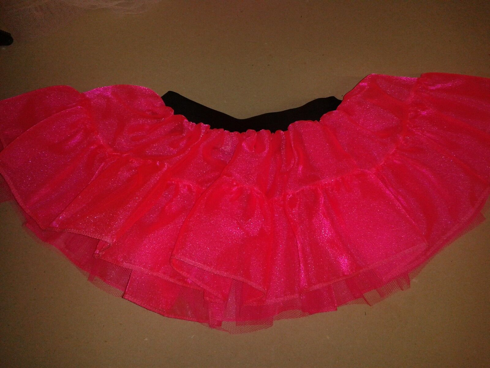 Pink Tutu Skirt Hen Night/Party size 6 to 16